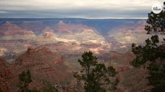 The Grand Canyon is one of America's most visited national parks.