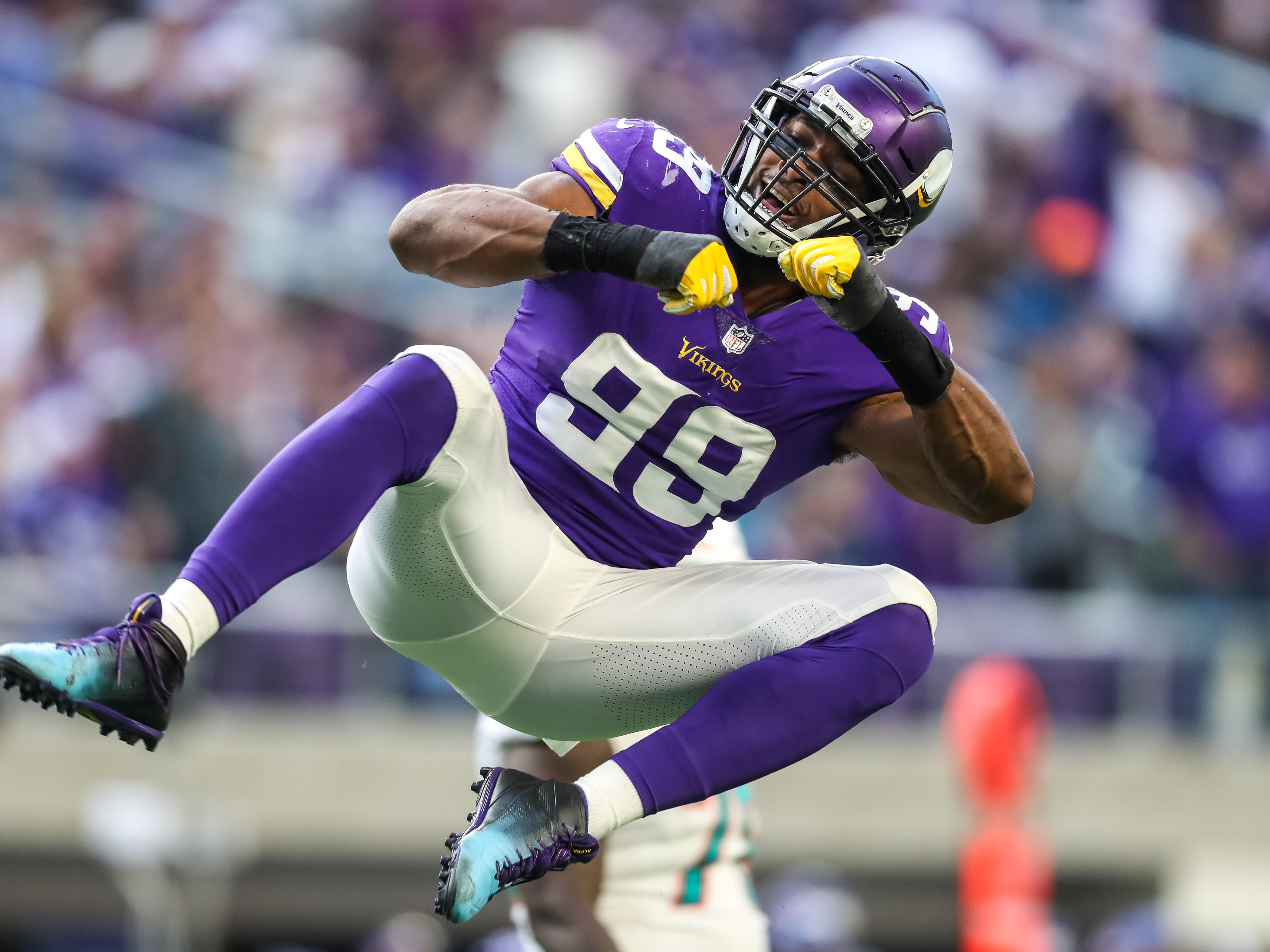 12. Minnesota Vikings