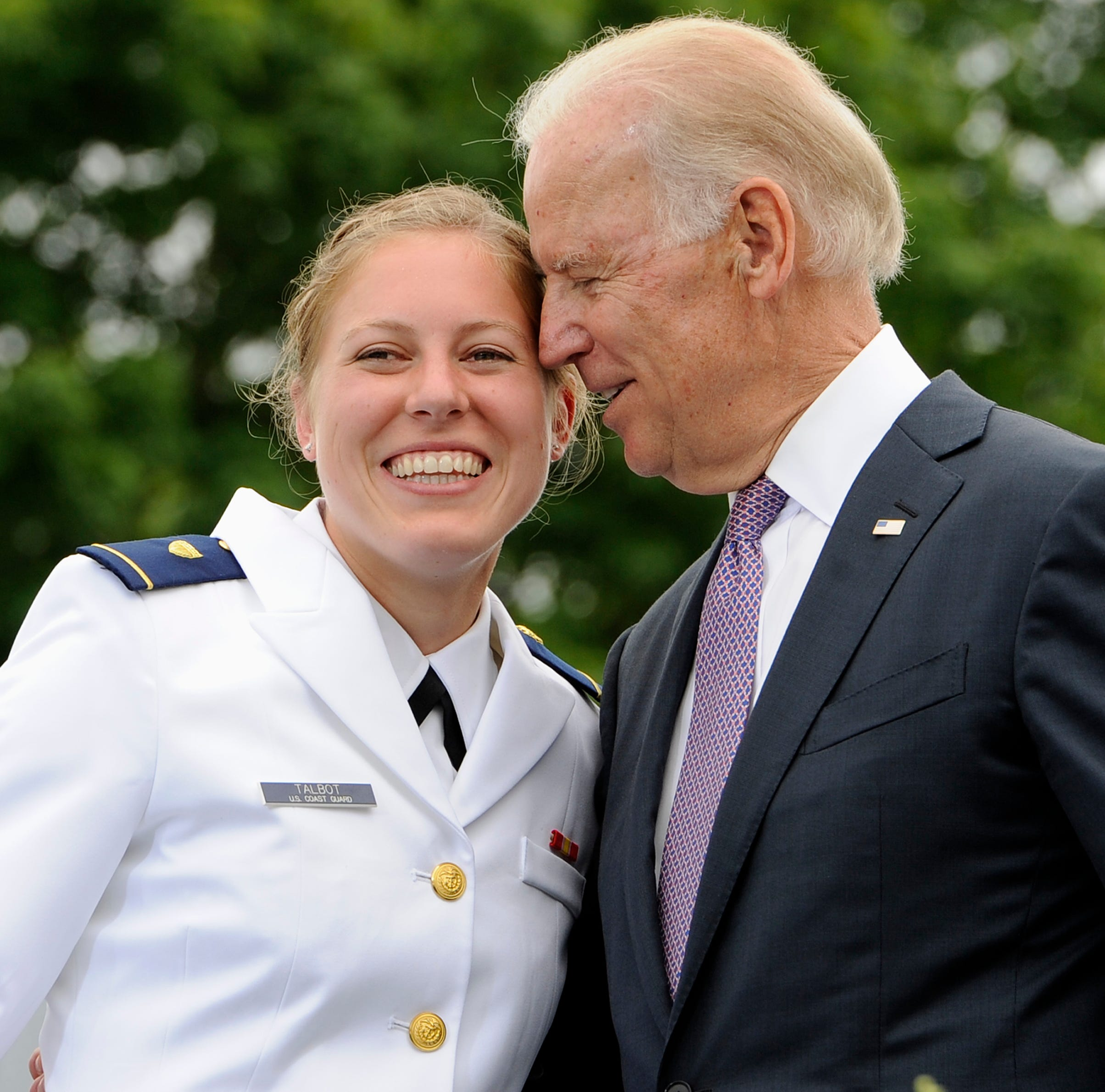 I was like Joe Biden. Here's why I stopped hugging (most) women