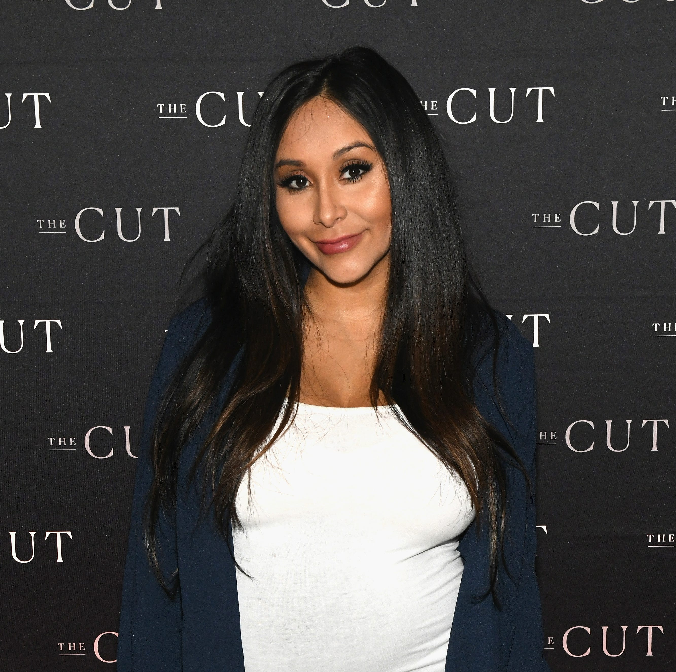 "Television personality Nicole ""Snooki"" Polizzi attends The Cut's How I Get It Done at 1 Hotel Brooklyn Bridge on March 4, 2019 in Brooklyn, New York."