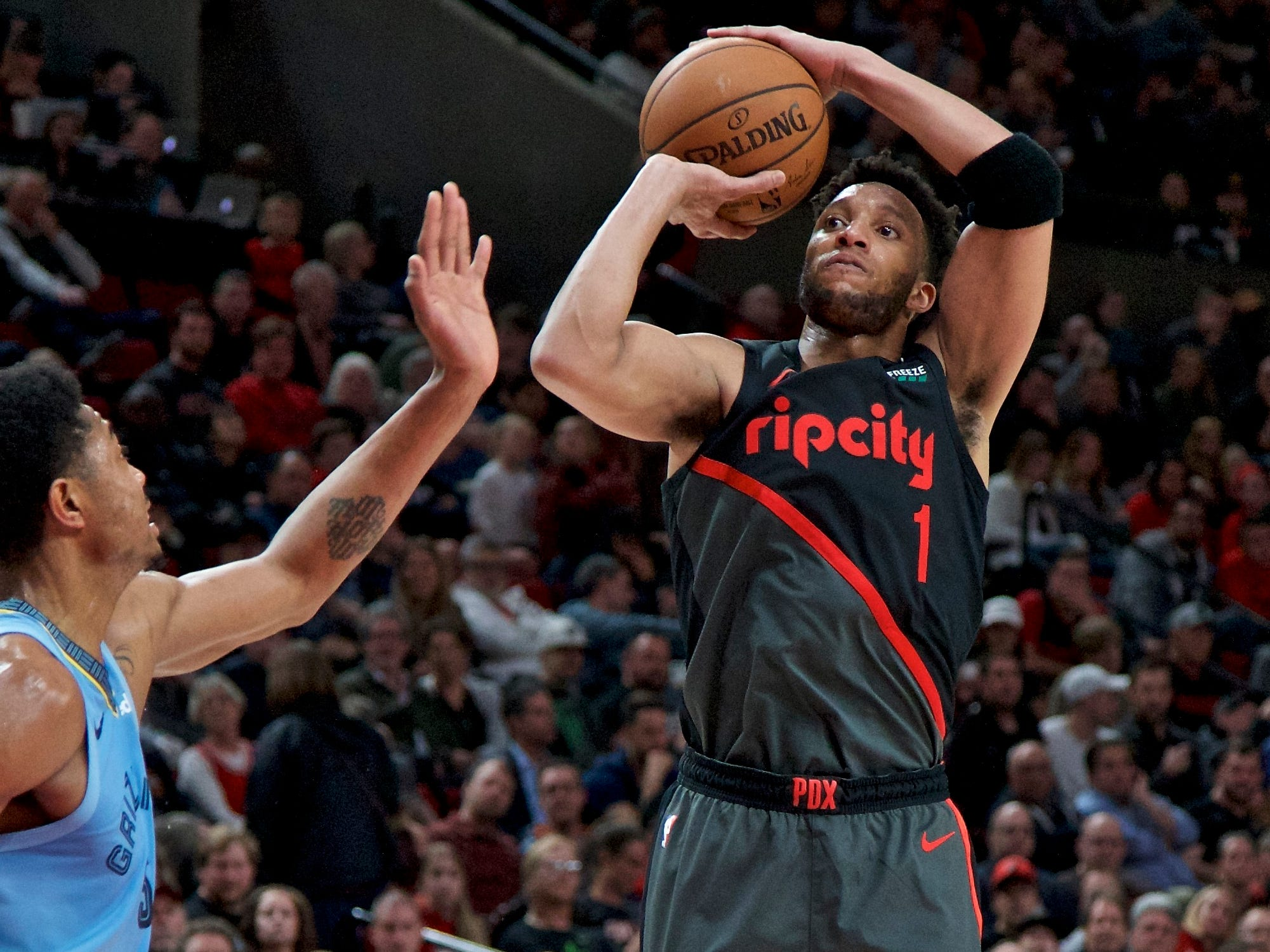 117. Evan Turner, Trail Blazers (April 3): 13 points, 12 rebounds, 11 assists in 116-89 win over Grizzlies (second of season).