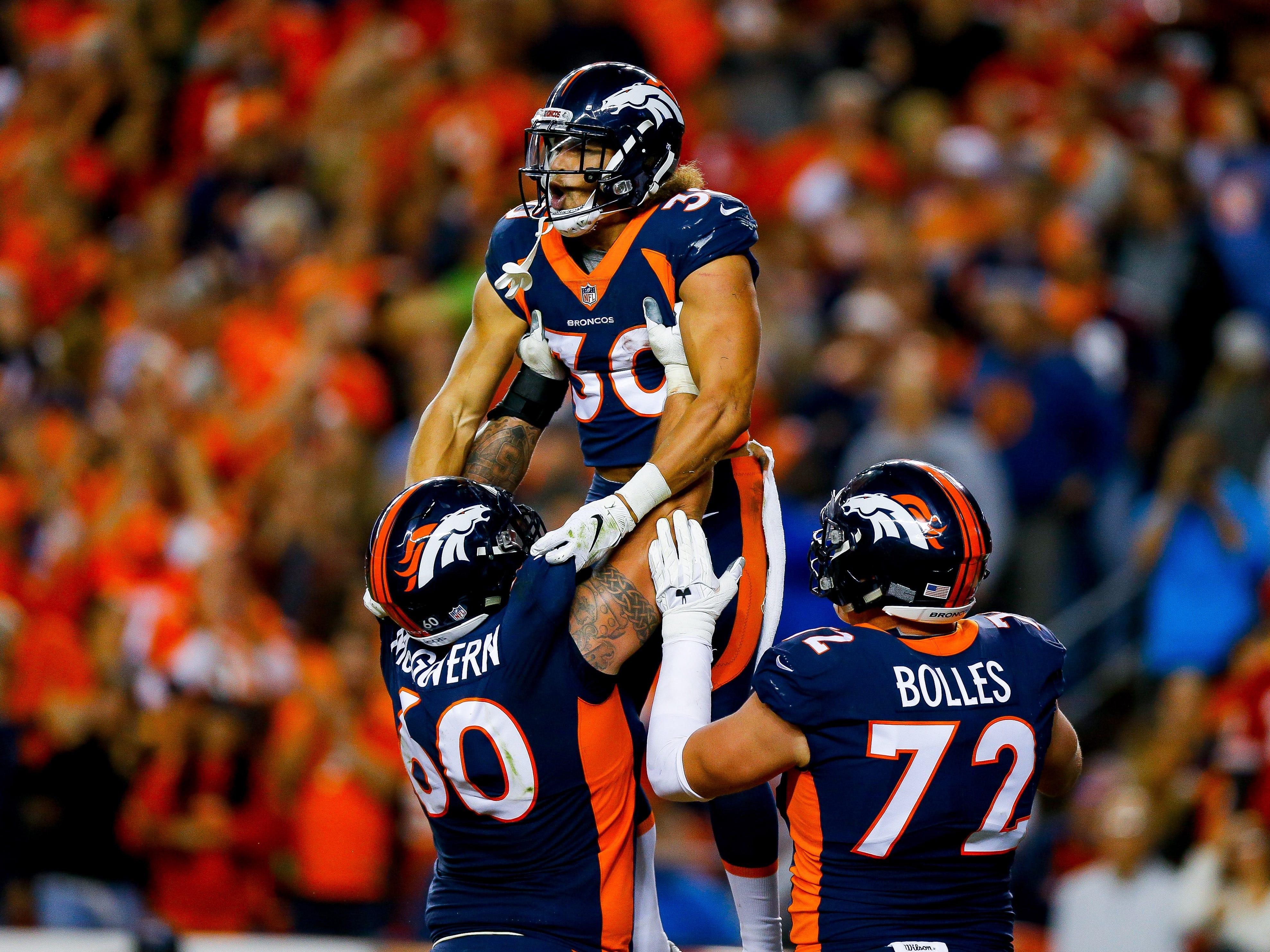 19. Denver Broncos
