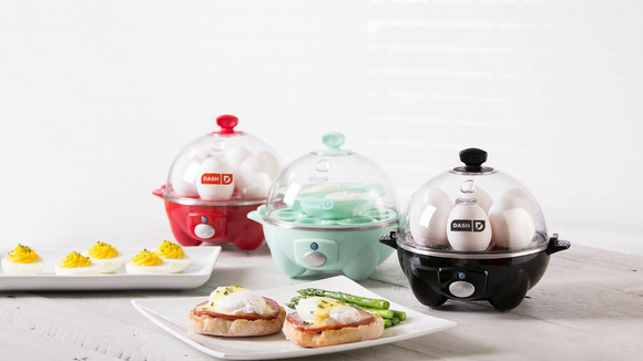 Making breakfast just got a whole lot easier.