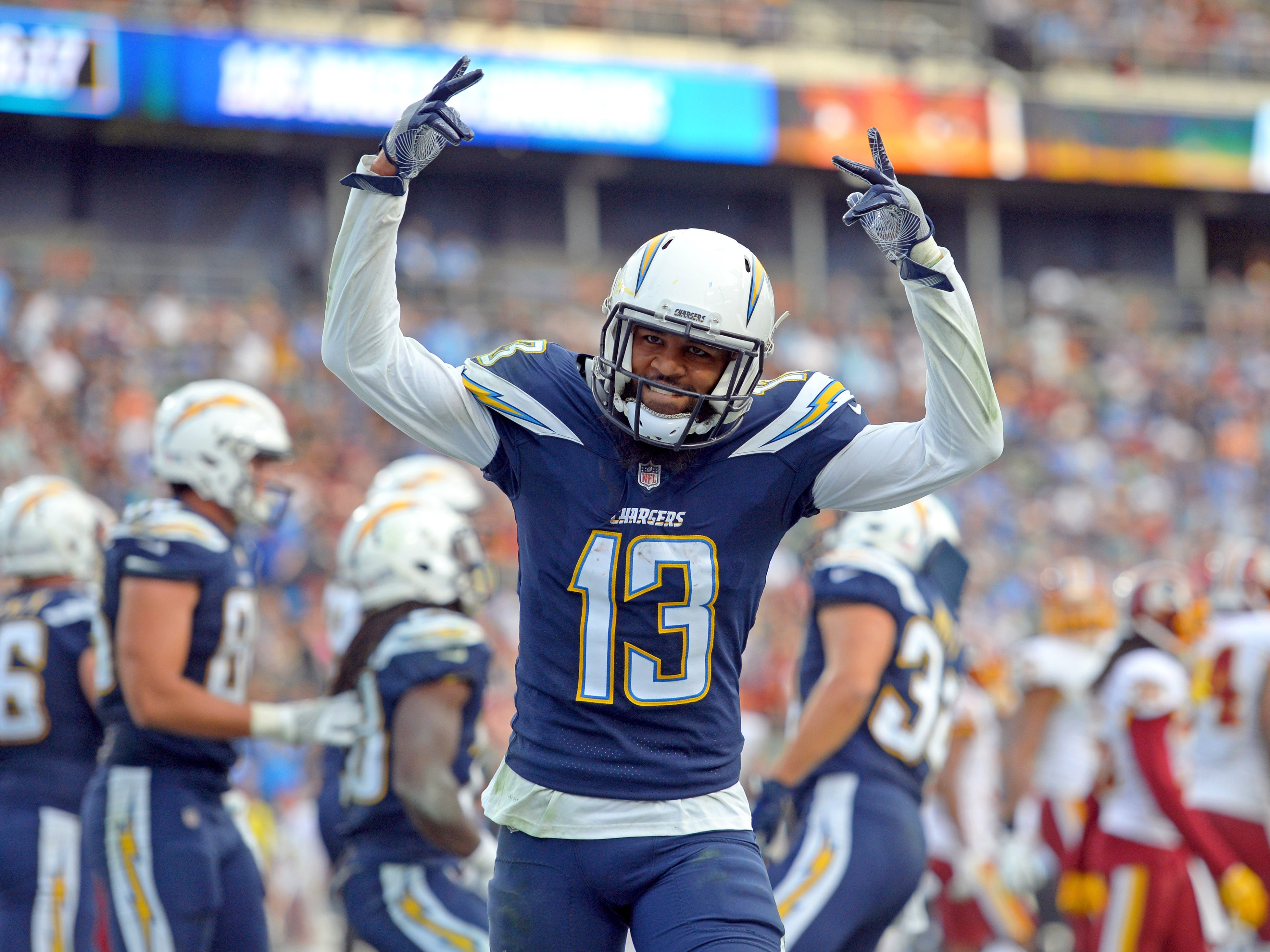 3. Los Angeles Chargers