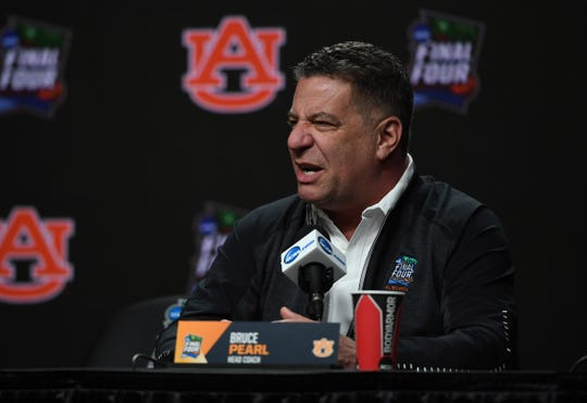 """""""I can tell you down South it is so comfortable there because we share the same God,"""" Auburn coach Bruce Pearl says. """"And my Christian brothers embrace that."""""""