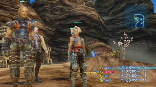 Coming soon to Xbox One and Nintendo Switch, Square Enix's 'Final Fantasy XII: The Zodiac Age' is a Japanese fantasy role-playing adventure.