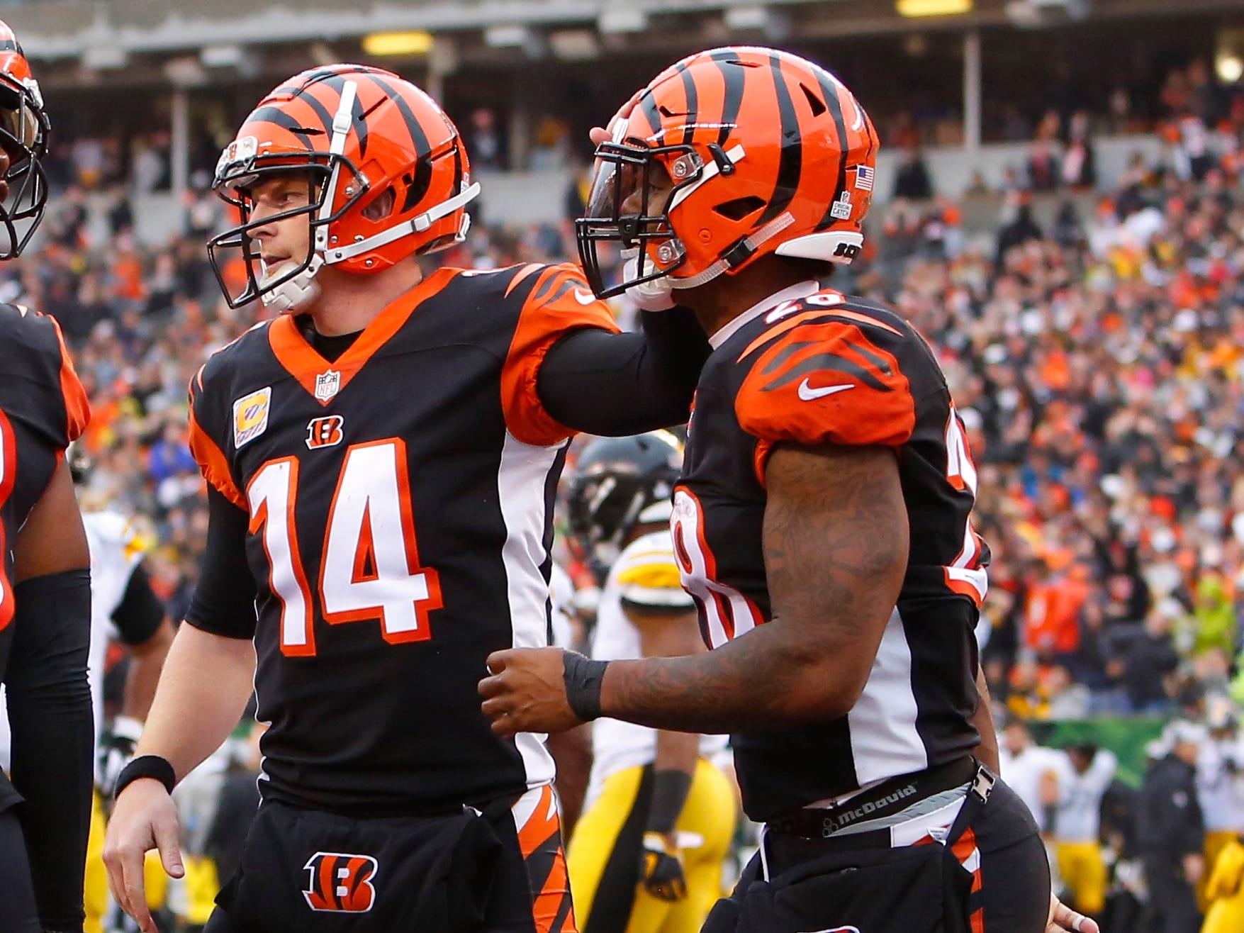 21. Cincinnati Bengals