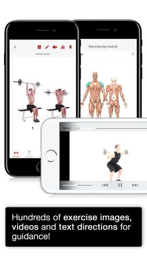 Fitness Apps 14 Of Best Apps For Workout Routines Based On Reviews