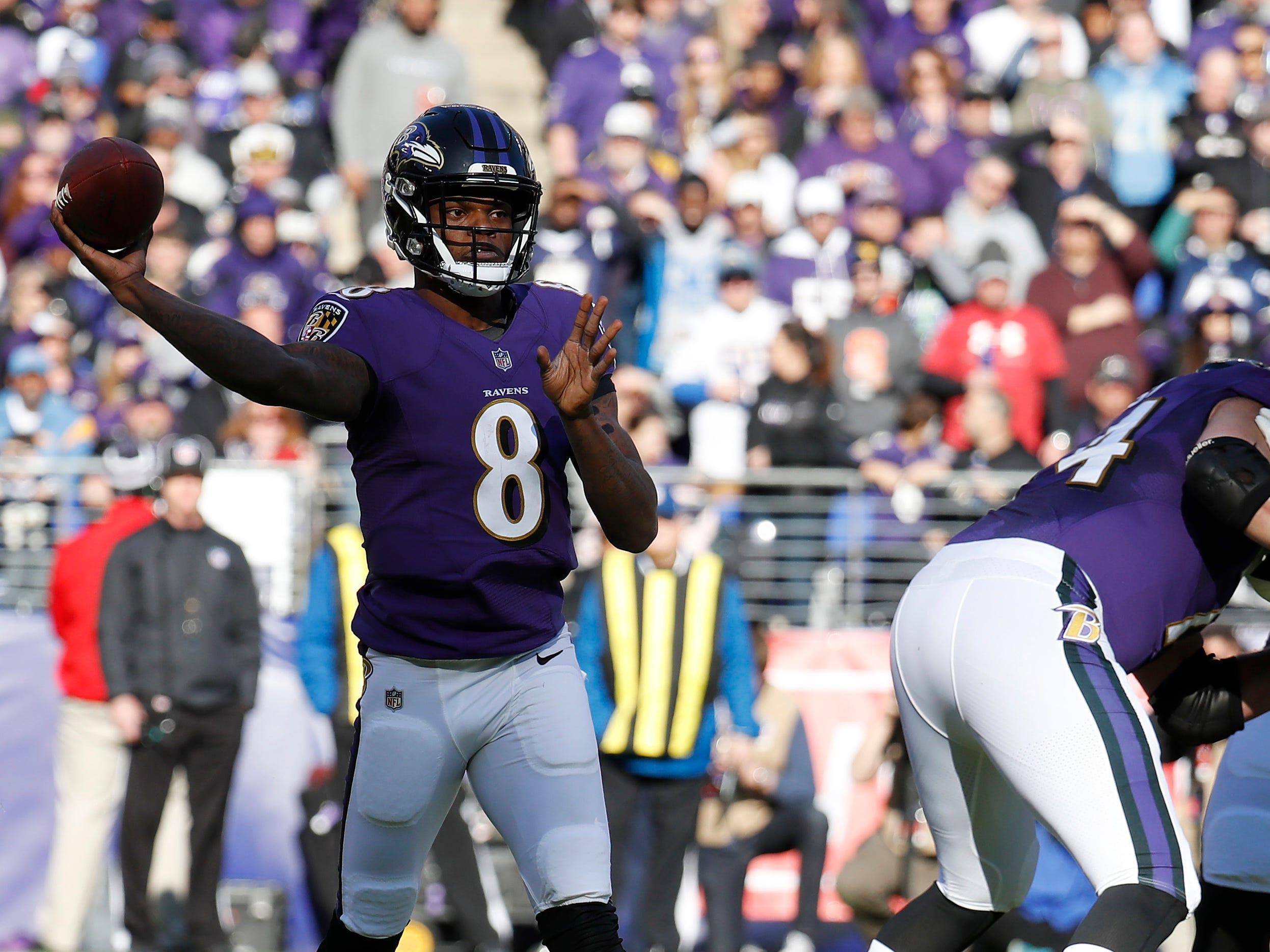 27. Baltimore Ravens