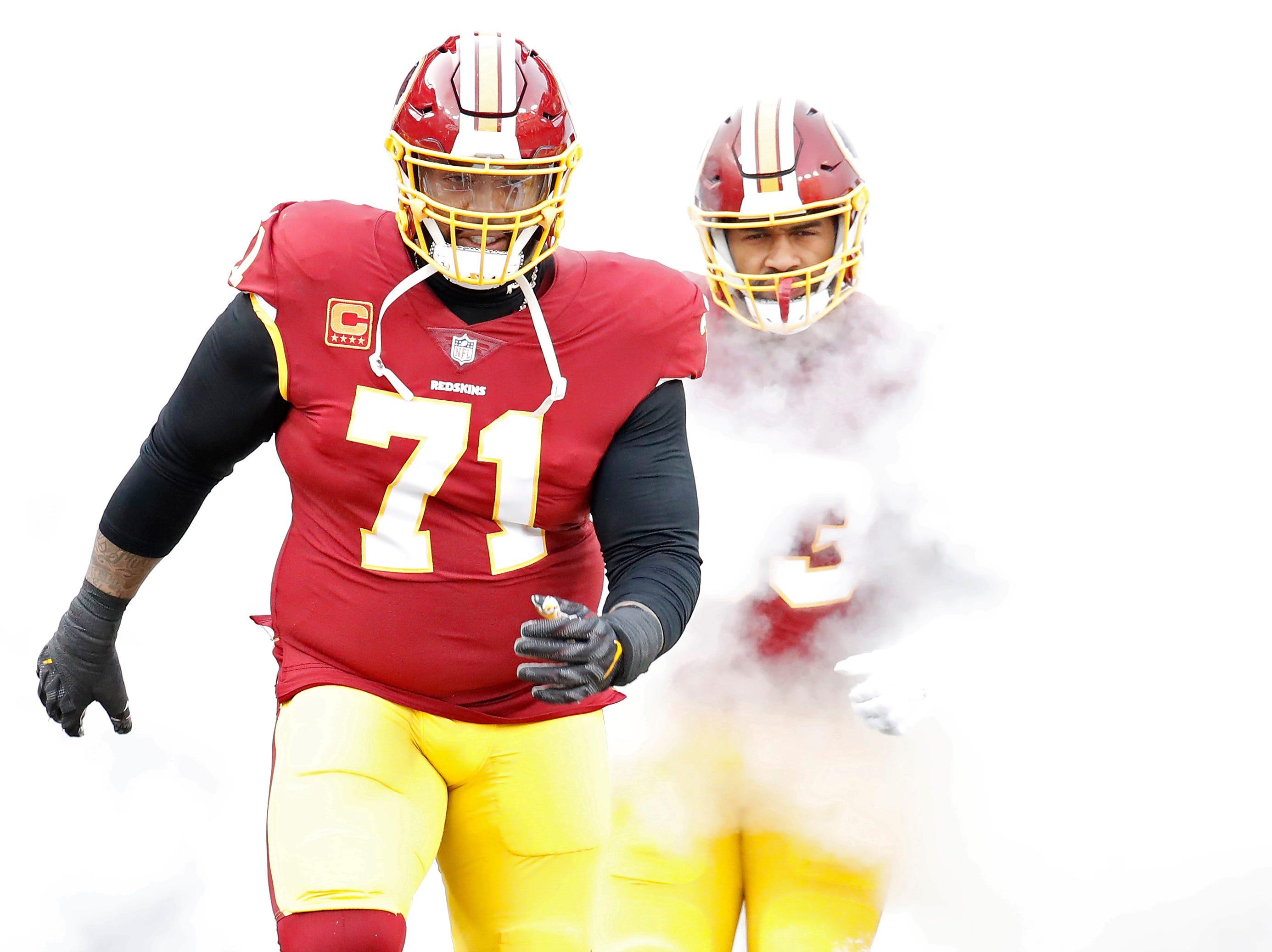 32. Washington Redskins