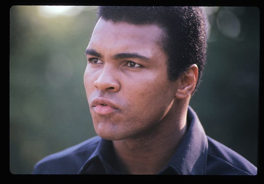 "The two-part documentary ""What's My Name: Muhammad Ali"" is coming to HBO."