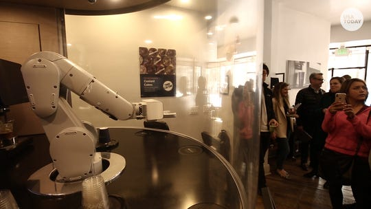 Robots may be delivering your Domino's pizza