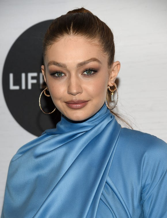 Gigi Hadid's social media influence is sought by a lot of advertisers – including McDonald's.