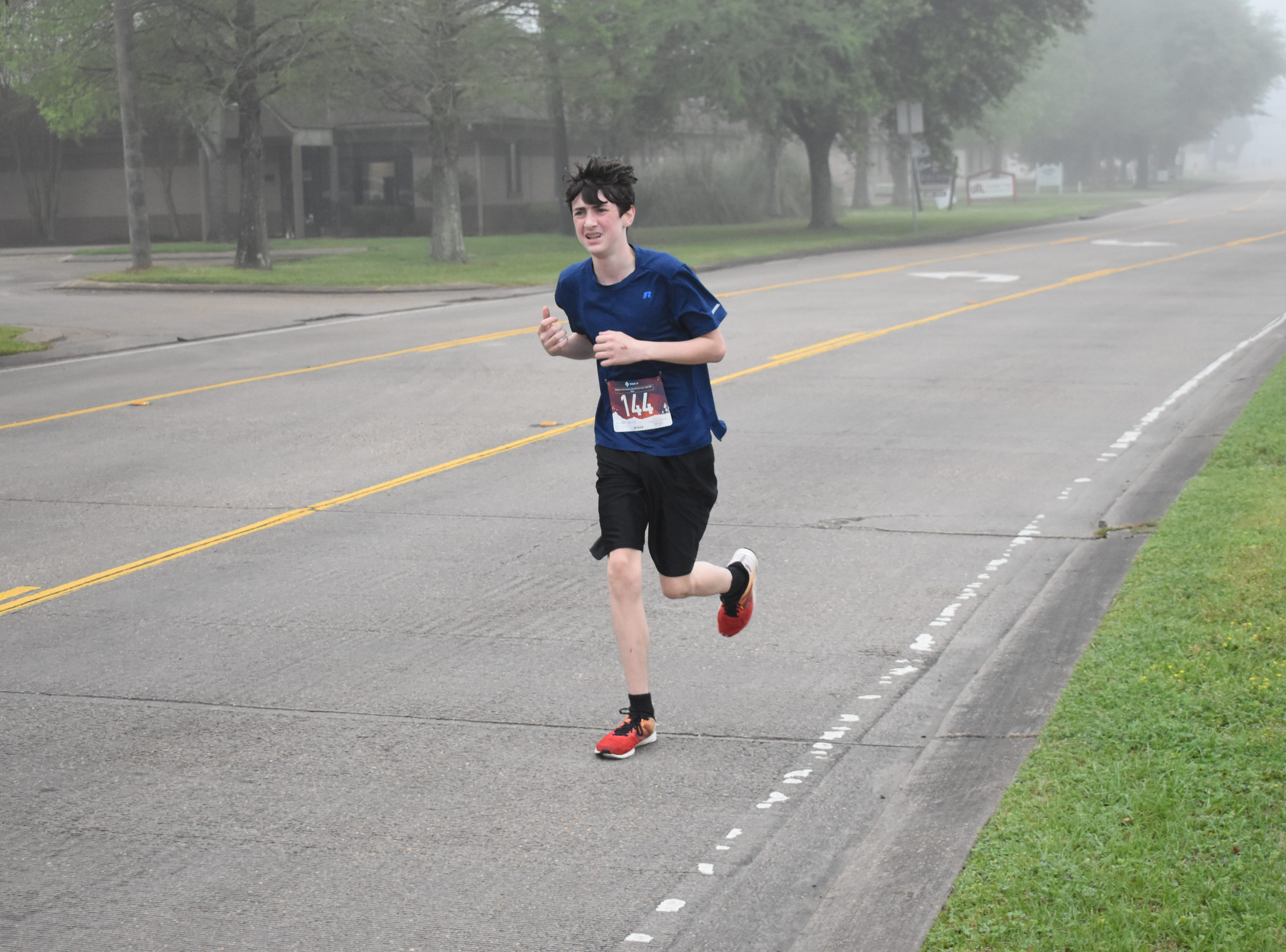 The Louisiana Athletic Club held their Miracle 5k Run from LAC Alexandria located on MacArthur Drive. Over 150 participated in the run. Proceeds benefit the Children's Miracle Network.