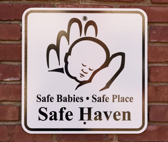 New Jersey's safe haven law allows you to drop off your baby with the state, no questions asked.