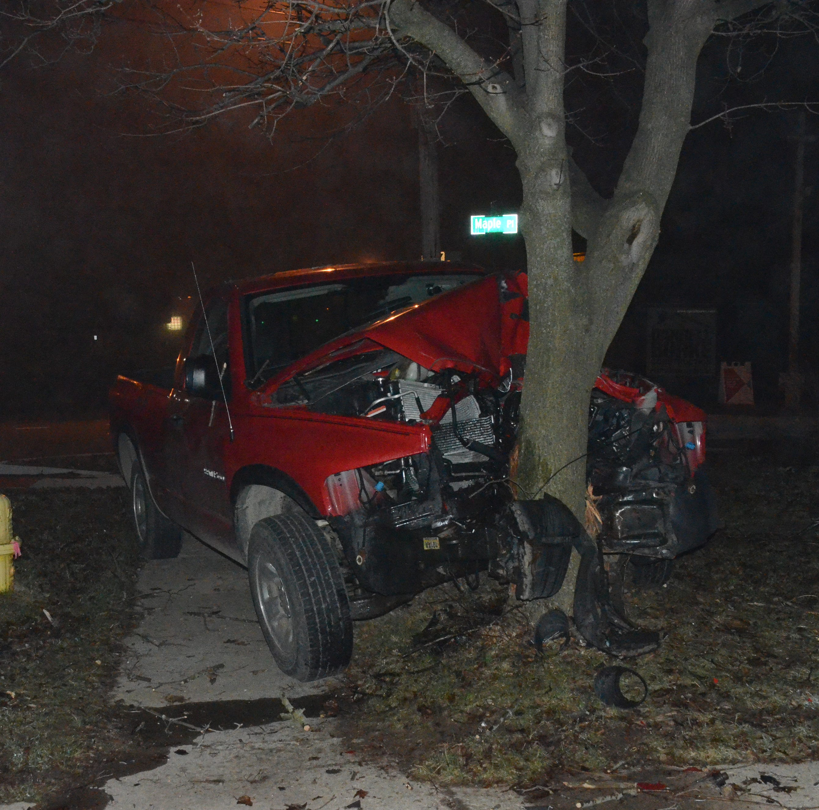 Police & Fire: Man arrested with gun, no injuries in a drunken driving crash