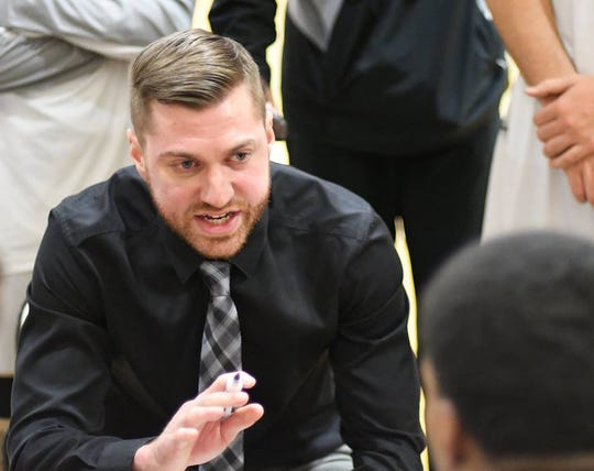 Peninsula College men's basketball coach Donald Rollman played three sports — basketball, baseball and soccer — during his high school days at Bremerton.