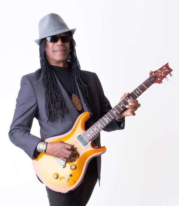 Julian Junior Marvin leads iconic reggae band The Wailers into the Suquamish Clearwater Casino Resort for a show April 18.