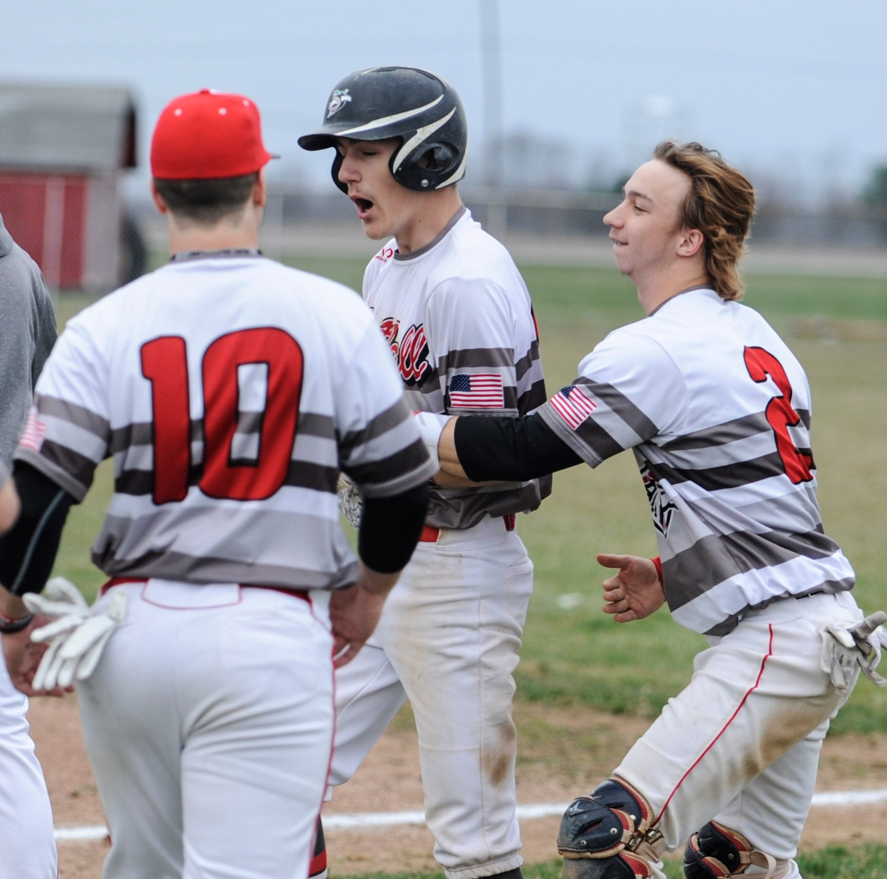 OHIO HS BASEBALL: Westfall defeats Paint Valley 6-5 behind eighth-inning squeeze bunt