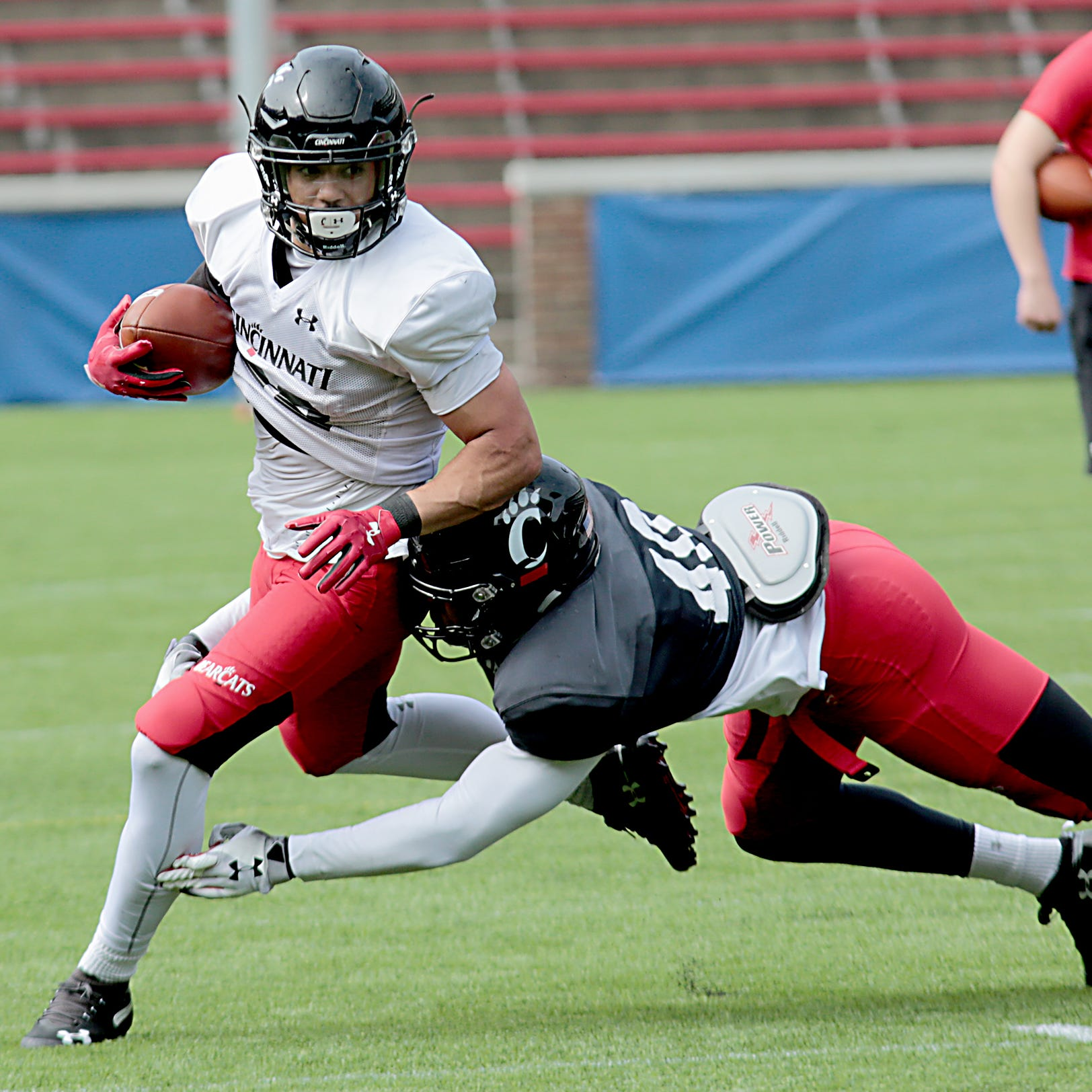 Cincinnati Bearcats football: End of spring turns out special