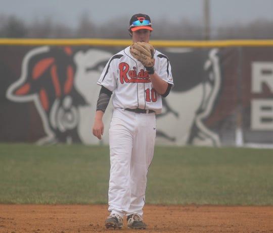 Ryle's baseball field. April 5, 2019.