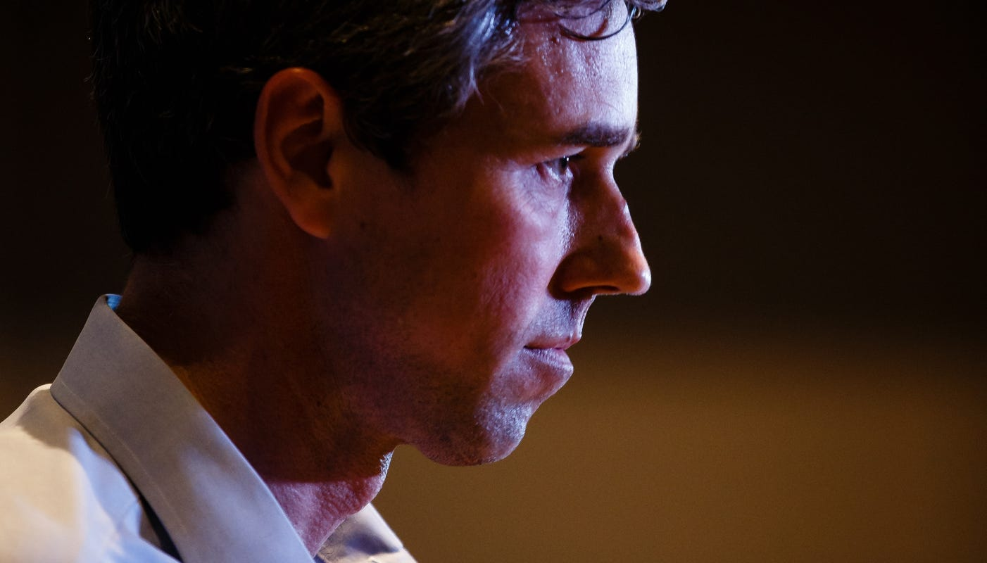 'I'm afraid that, one day, I'll go to school and I'll never come out': Beto O'Rourke faces emotional school shooting question in Iowa