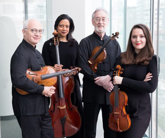 The Juilliard String Quartet was founded in 1946.