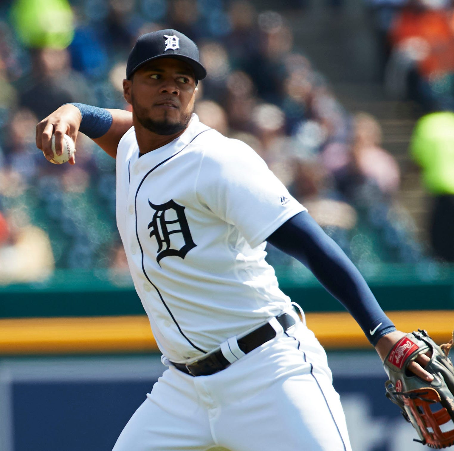 Detroit Tigers send Jeimer Candelario to Triple-A to 'find himself'