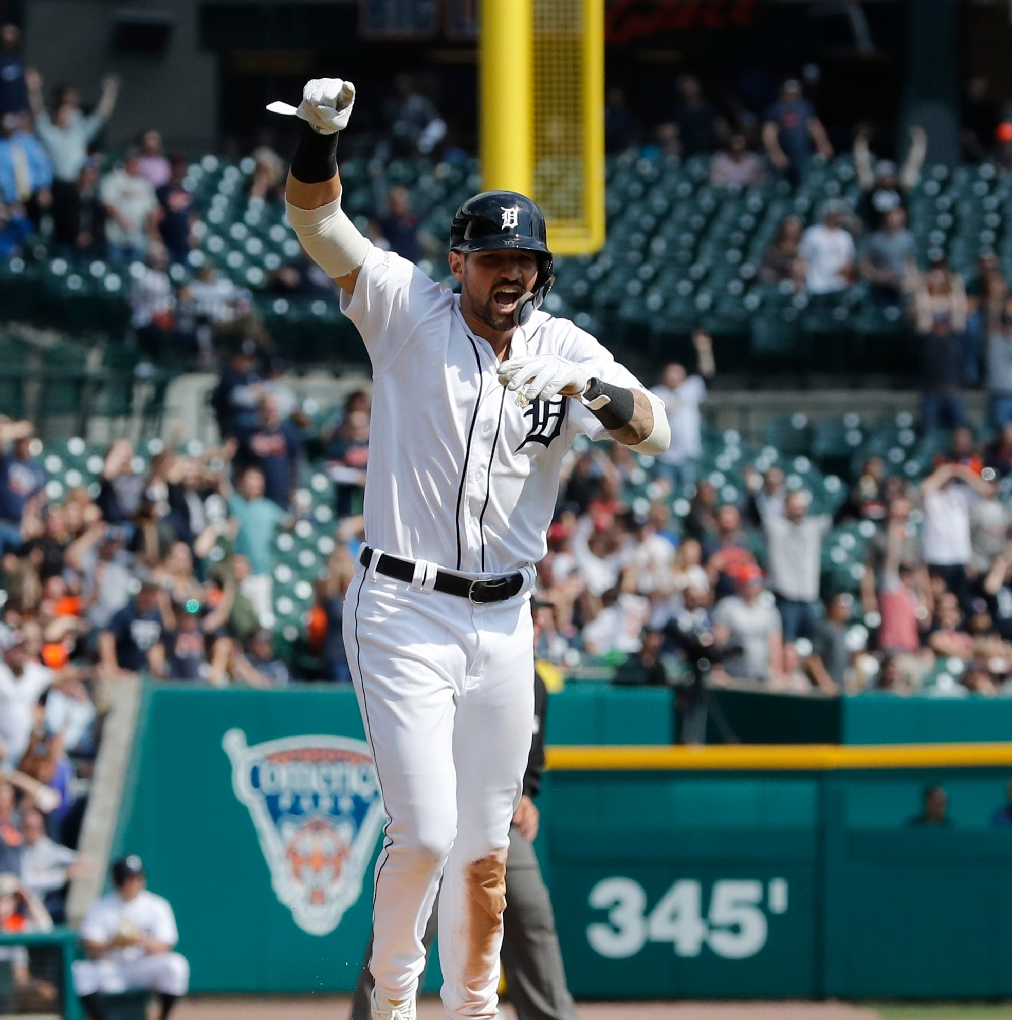 Nicholas Castellanos has a new agent. How that impacts his future in Detroit