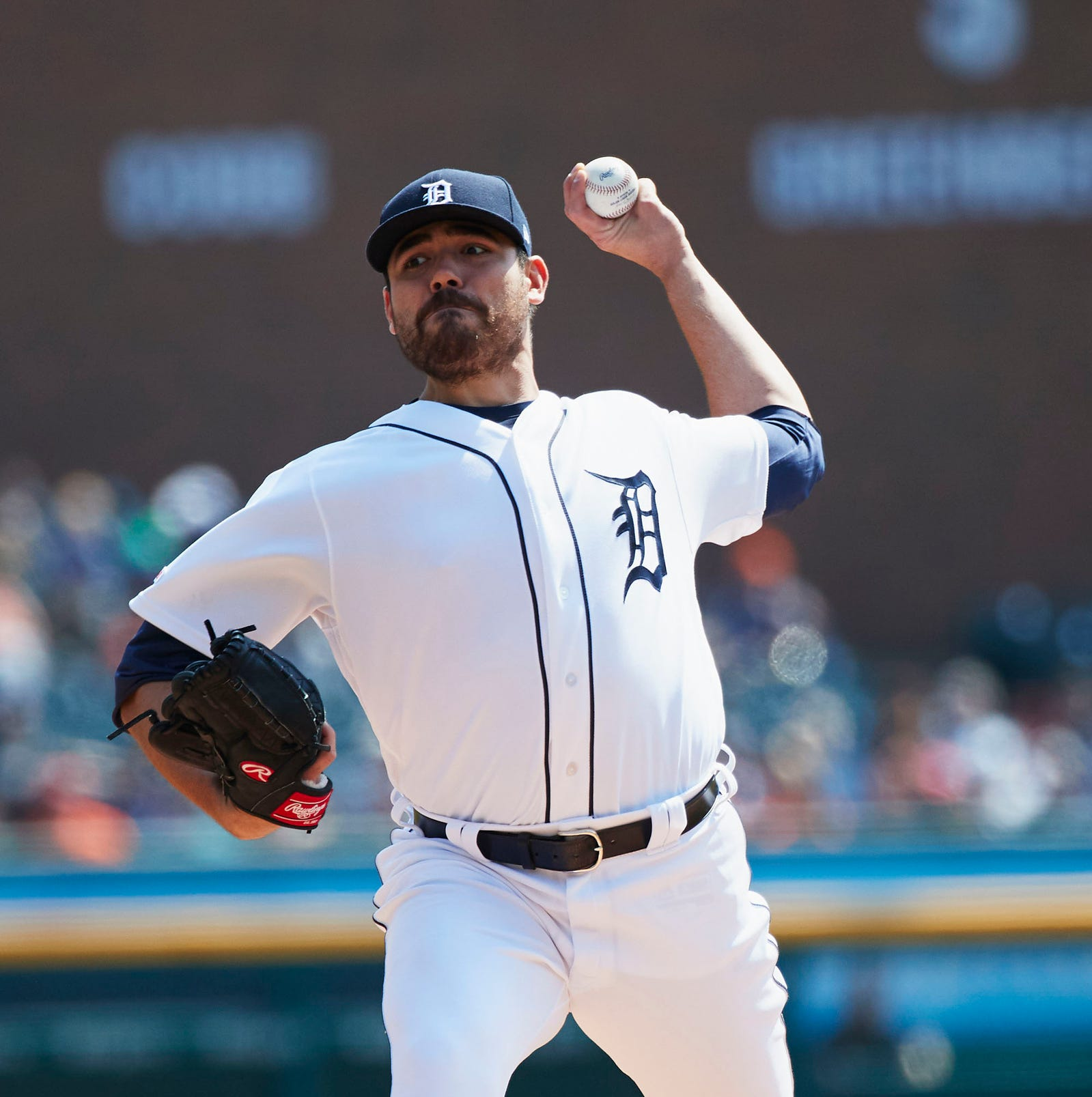 Detroit Tigers' Daniel Norris joins starting rotation, Matt Moore on IL