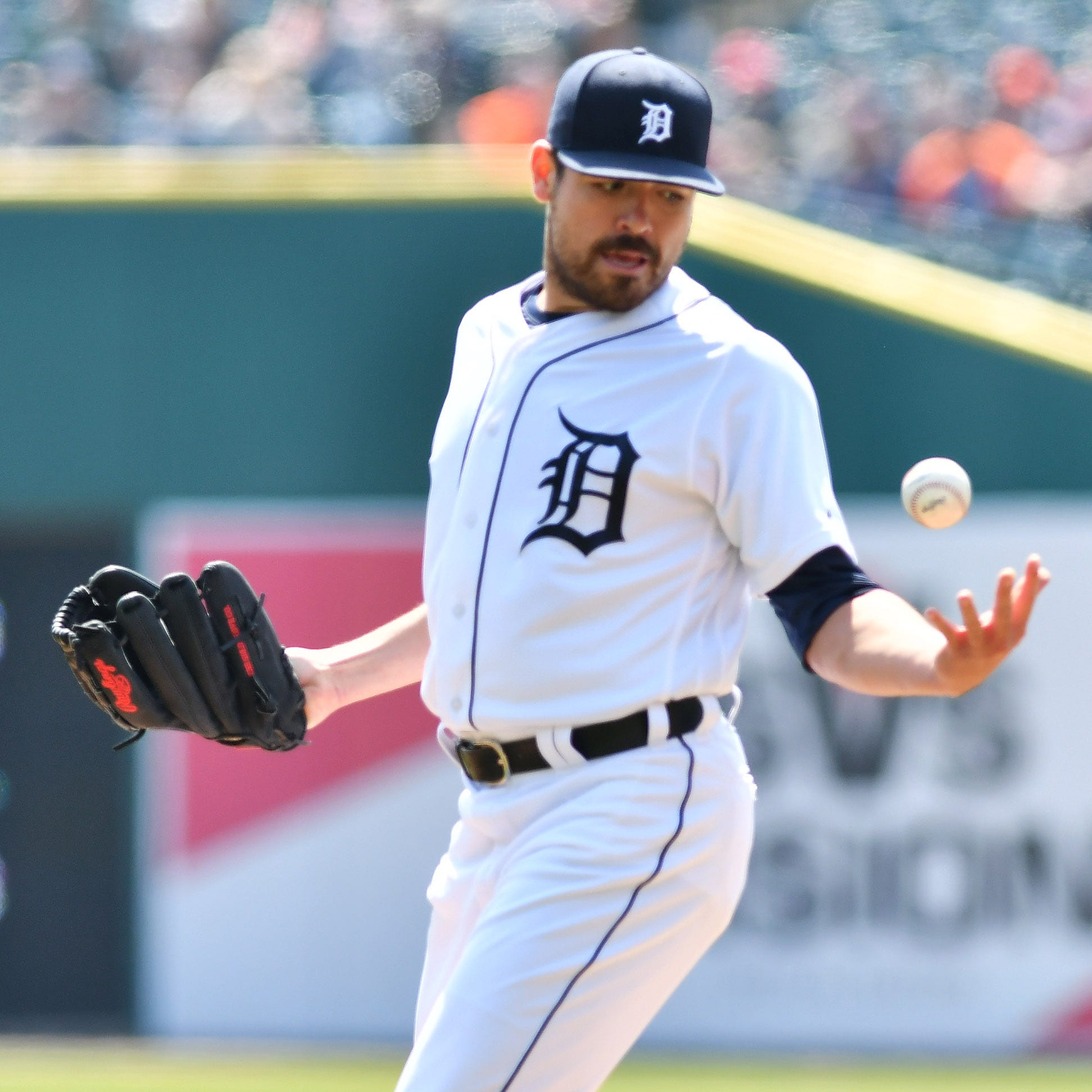Moore will be placed on IL, Daniel Norris moves into Tigers rotation