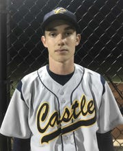 Castle senior Conner Lockyear