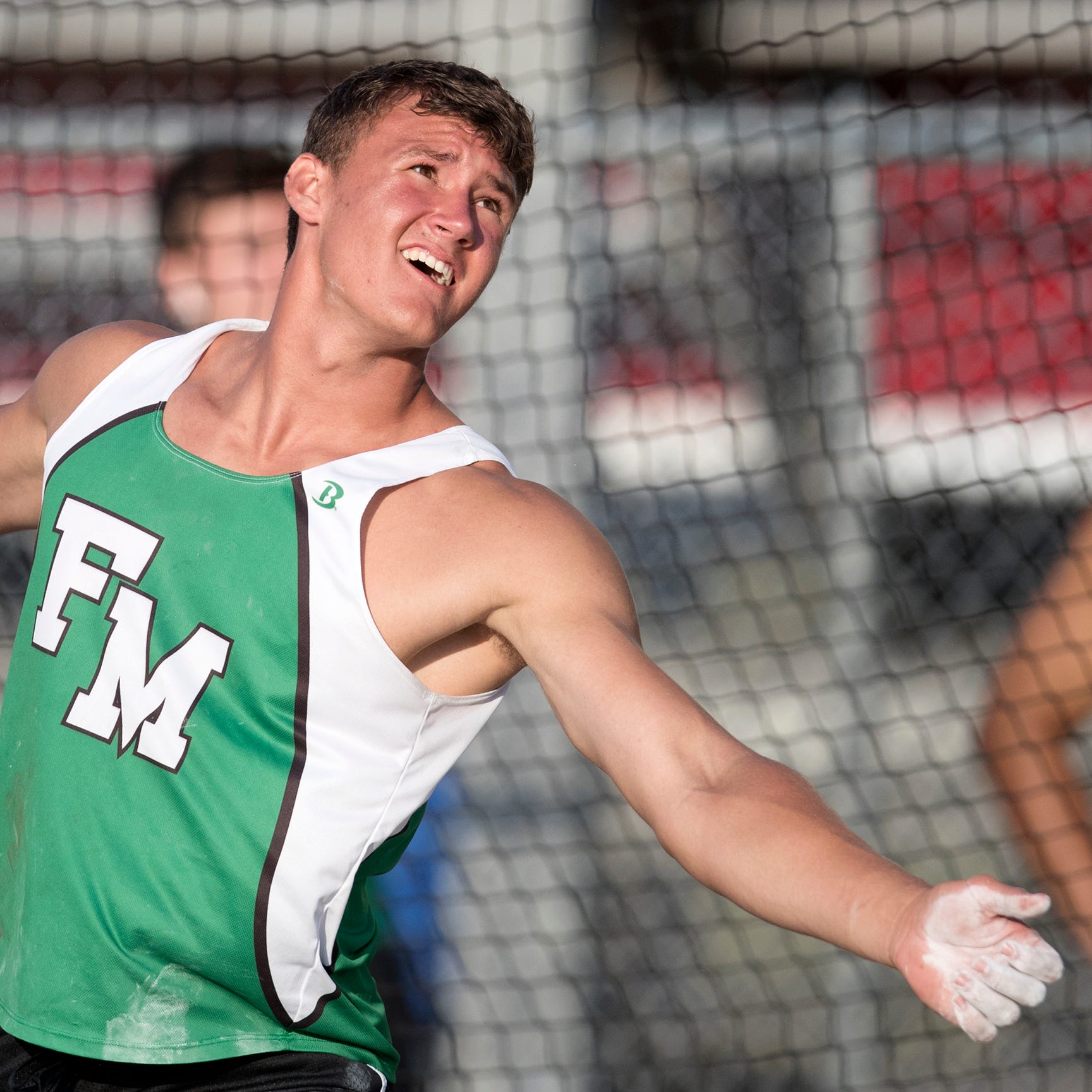 High school track: Lehigh, Naples shine at 3A-3 regional meet