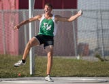 Fort Myers discus thrower Jacob Lemmon stood out by setting a state record in the discus with a throw of 209-6 on April 5, 2019. See his record throw in this video.