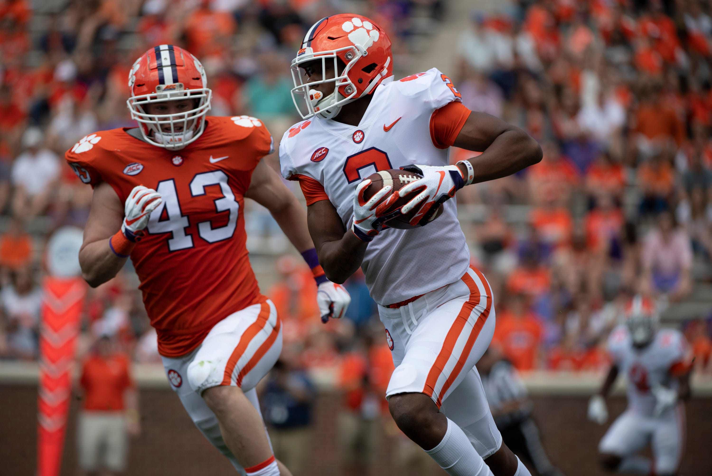 Clemson Football Orange & White Game Pawcast - Shakin The ...
