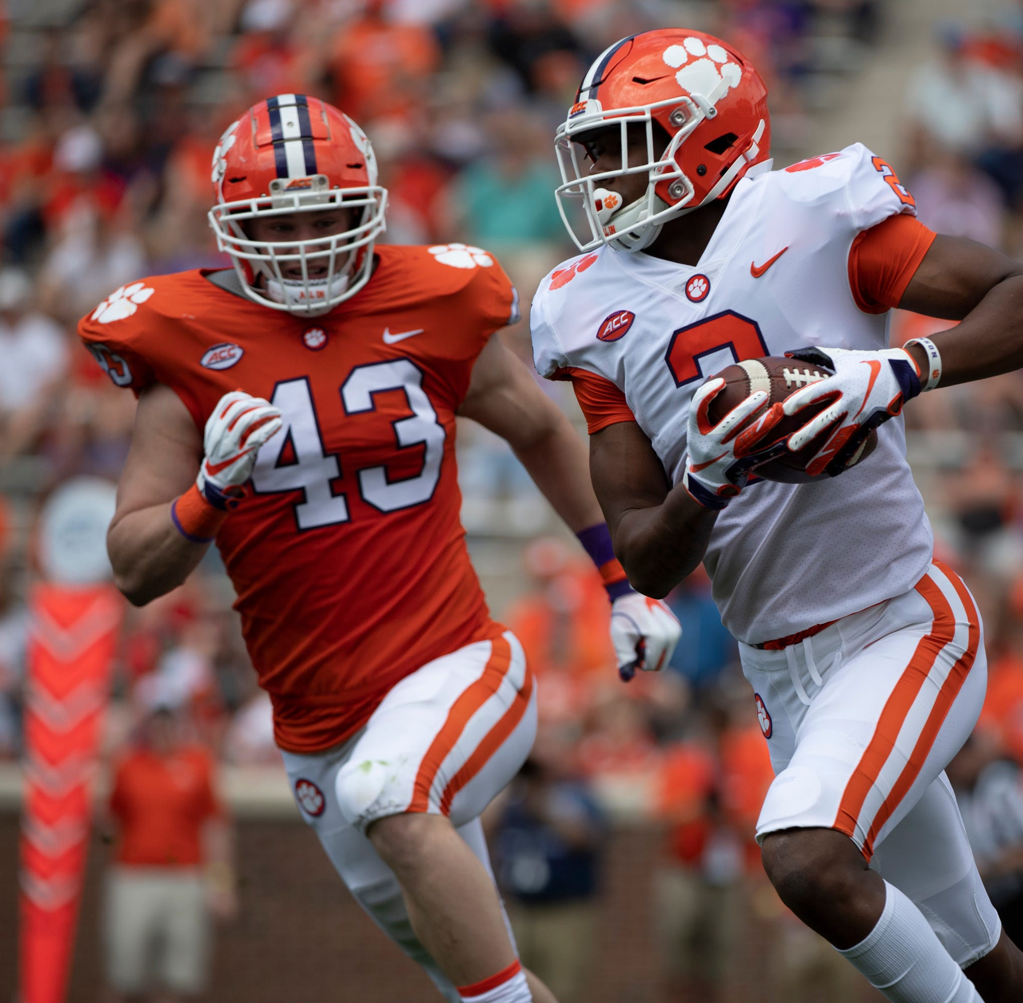 Clemson football spring game: 6 takeaways from the Tigers' Orange & White clash