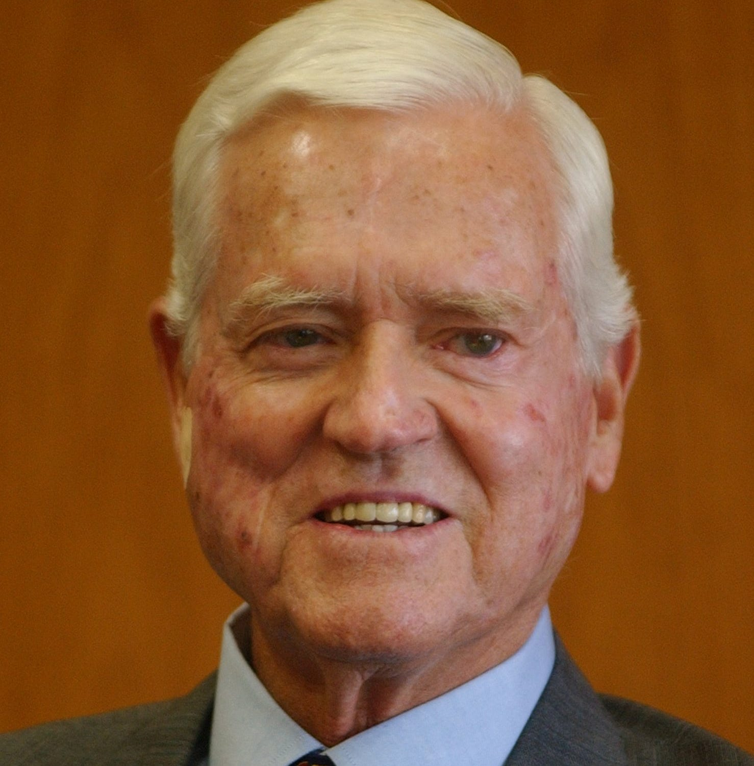 Fritz Hollings carried a quick wit and love for SC, which he 'dragged into 20th century'