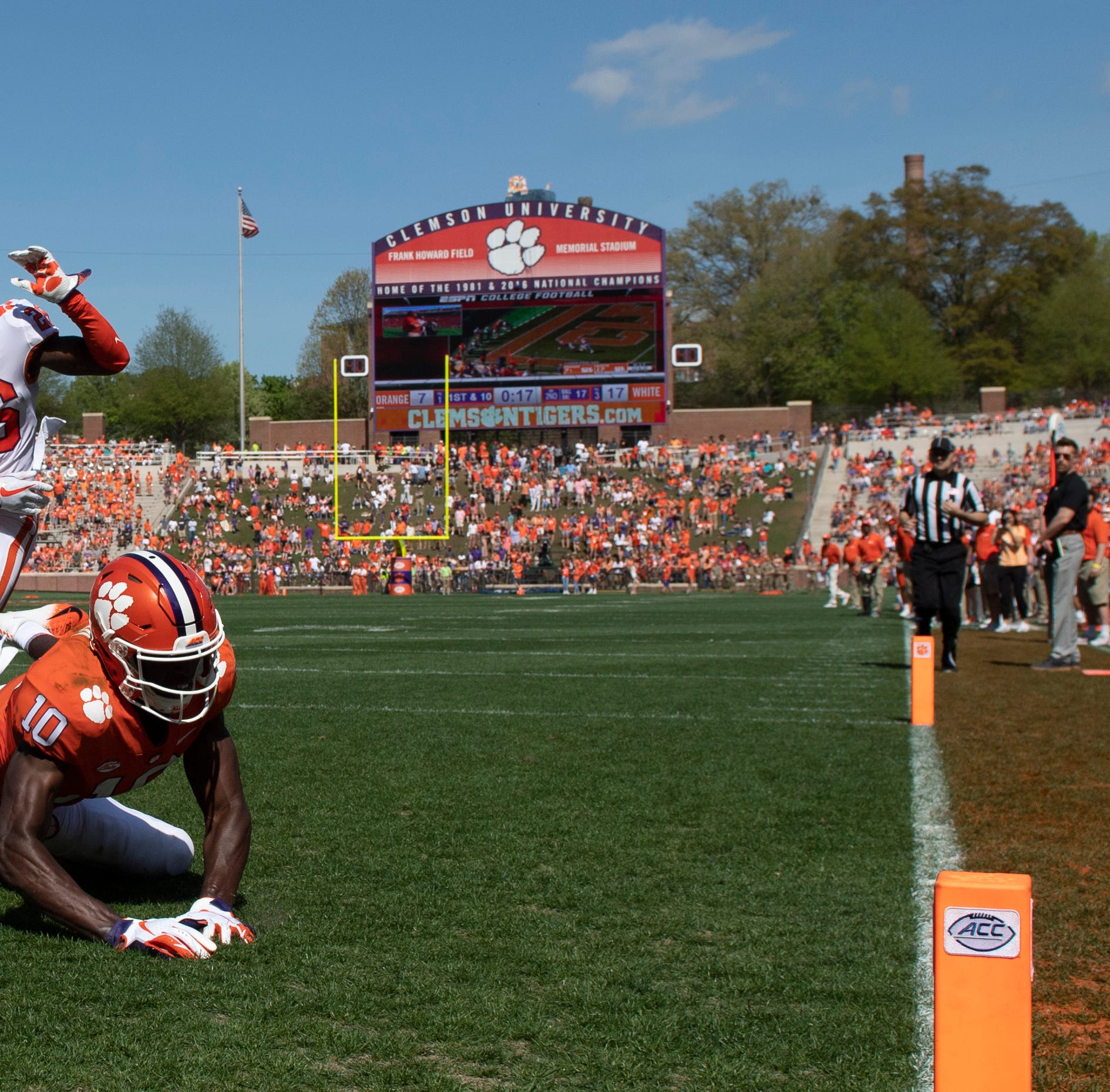 Clemson football's Sheridan Jones and other young defensive backs join promising secondary