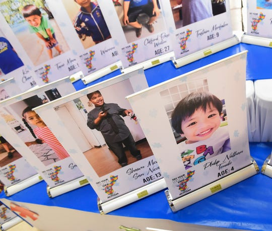 Autism Community Together hosted its 12th annual Autism Awareness Fair at Agana Shopping Center in Hagåtña, April 6, 2019.
