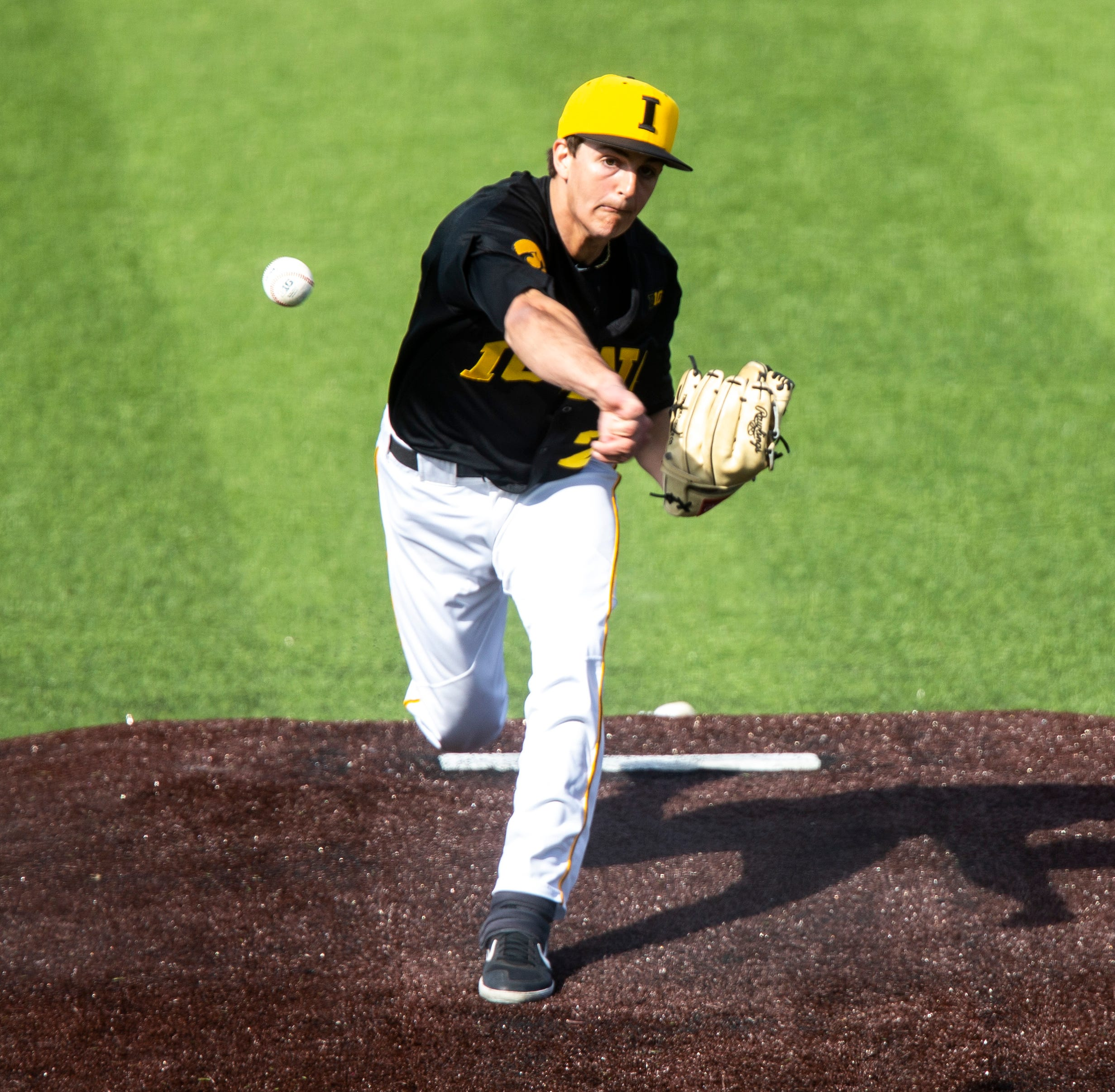 Iowa baseball: Hawkeyes look lethargic in loss to Michigan State