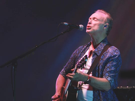 Gary Kemp performs with Nick Mason's Saucerful of Secrets Friday at Old National Centre.