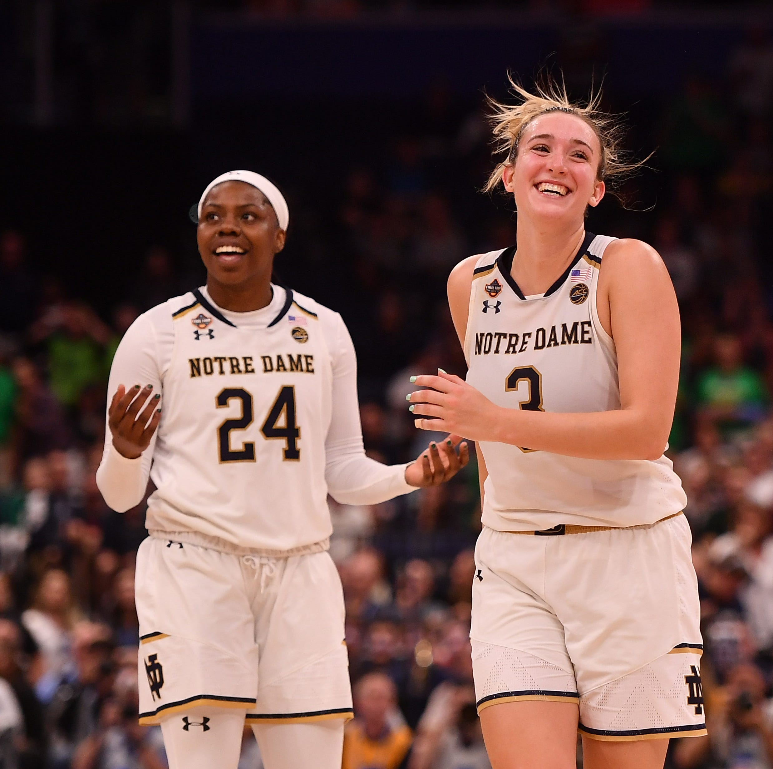 Notre Dame-UConn Final Four matchup doesn't disappoint as Irish rally for return trip to national championship game