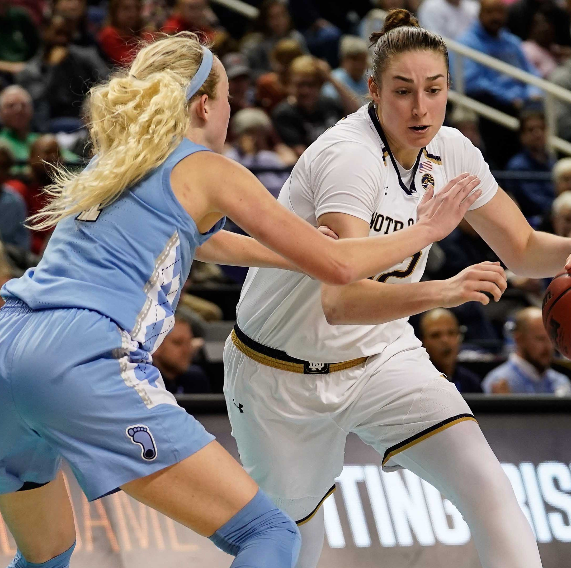 Jessica Shepard pulls off the transfer — and transformation — at Notre Dame