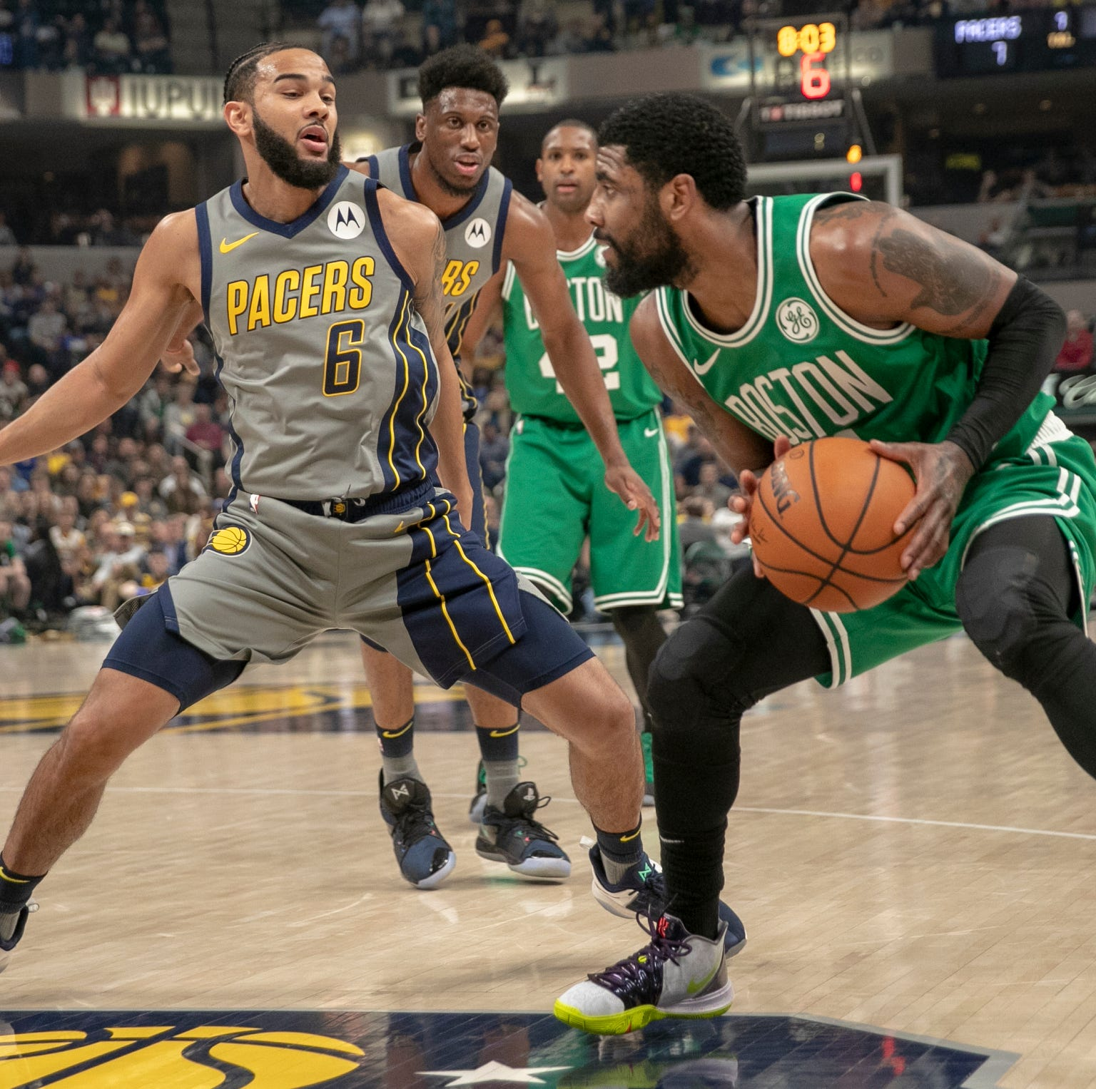 Cory Joseph hopes experience can push Pacers in new direction -- and Domantas Sabonis, too