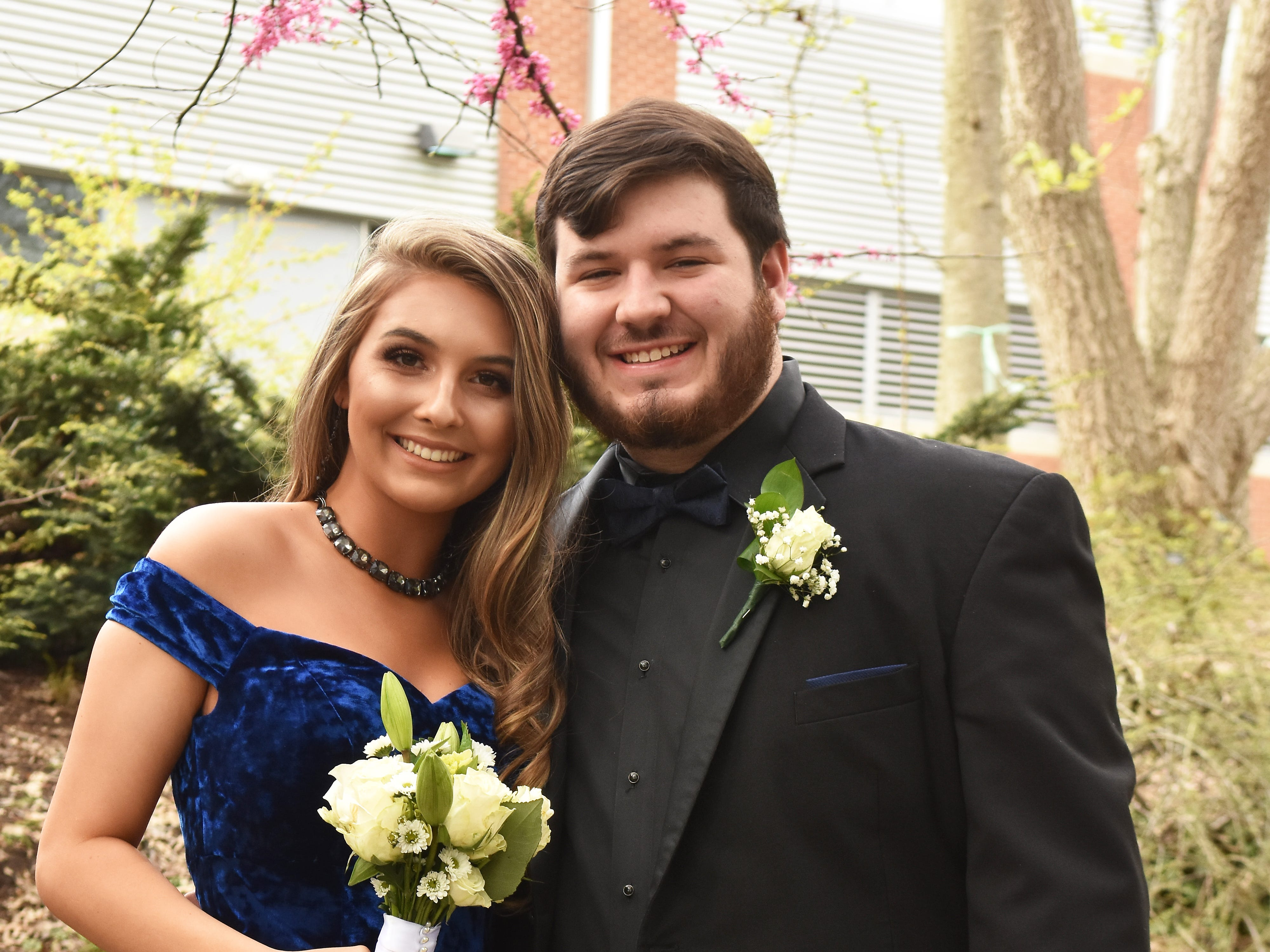 Scenes from the 2019 Halls High prom, Friday, April 5 at the Foundry.