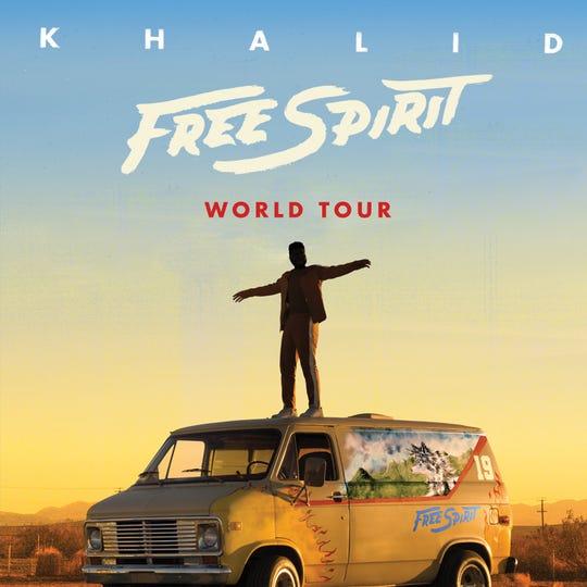 """Free Spirit"" by Khalid"