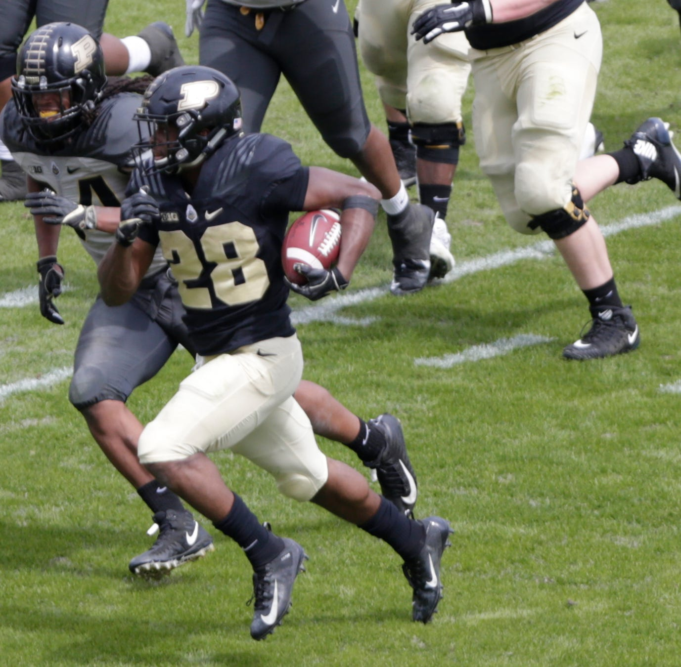 Purdue running back Evan Anderson leaves program