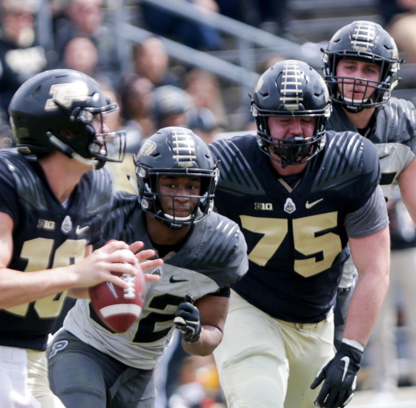 Elijah Ball's versatility gives Purdue defense options