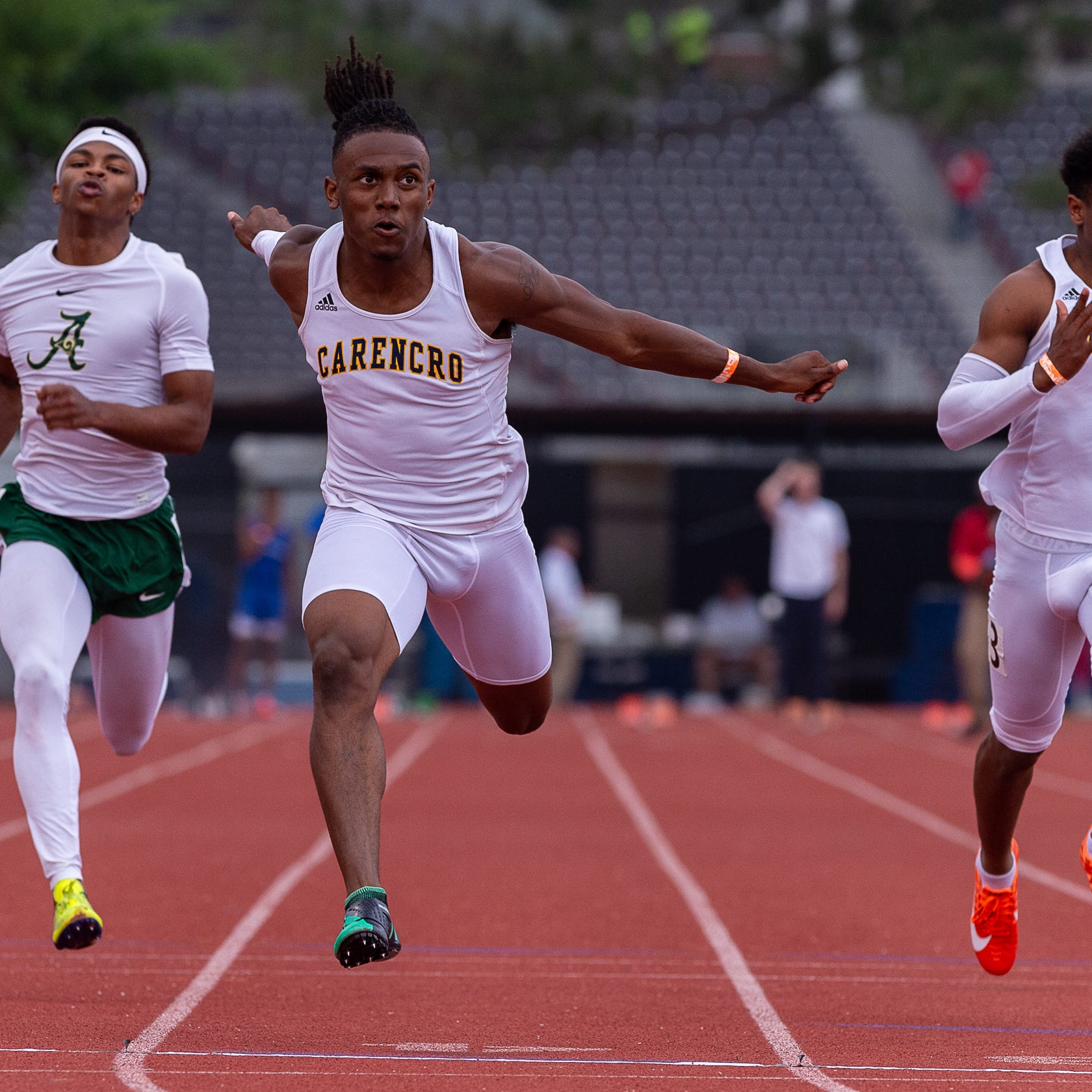 Golden Bears good as gold again in Class 4A track championship