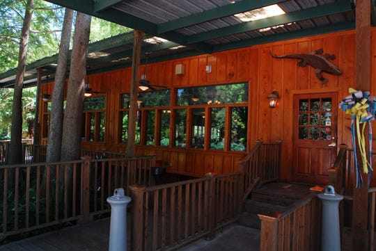 Poor Boy's Riverside Inn is a cozy, fine-dining Seafood restaurant tucked away in a swampy-oasis in Broussard.